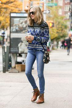 Amanda Seyfried - street-style