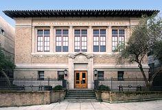 San Francisco Landmark #259: Carnegie Library: Noe Valley Branch