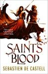 Darlene's Digest: Review--Saint's Blood (Greatcoats, #3)