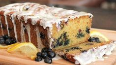 Have a burst of blueberry and lemon flavor at breakfast, brunch or anytime you like with this moist coffee cake.