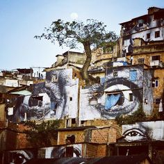 Favela of Providencia, Rio de Janeiro 2008... one woman told me once - Caramba, the hills have eyes, WomanAreHeroesProject