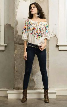 Mexican blouse                                                                                                                                                     More