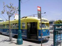 San Francisco Public Transportation - Visitor Guide