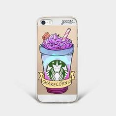 Capinha para celular ShakeCórnio Phone Case Store, Hard Phone Cases, Cell Phone Covers, Ipod Cases, Cute Phone Cases, Unicorn Phone Case, Iphone Cases Disney, Accessoires Iphone, Aesthetic Phone Case