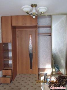 Шкаф вокруг двери - Сами себе декораторы - Страна Мам