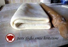 Pasta sfoglia senza lievitazione - Ricette - Cookkando In Cucina Facile FacileRicette – Cookkando In Cucina Facile Facile