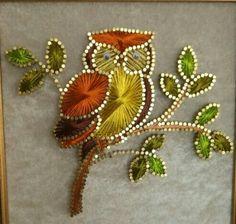 String Art, Stitches, Diy Home Decor, Art Ideas, Nail Art, Seasons, Nails, Shop, Handmade