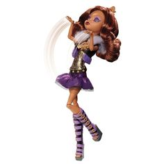 Clawdeen Wolf - Ghouls Alive