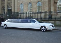 MERCEDES LIMO | Flickr - Photo Sharing!