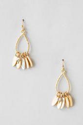 Gaelic Teardrop Earrings