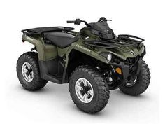 New 2016 Can-Am Outlander L DPS 570 ATVs For Sale in Florida. 2016 Can-Am Outlander L DPS 570 Green, Raise your expectations, not your price range. Get the all-terrain performance you'd expect from Can-Am at the most accessible price ever. With the added comfort of Tri-Mode Dynamic Power Steering (DPS).