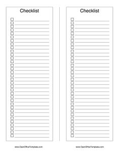 A double To Do checklist; cut it down the middle and bring it with you to keep… Stationary Printable, Printable Planner, Printables, Free Printable, To Do Checklist, Checklist Template, Business Notes, Business Planner, Craft Show Booths