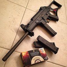 HK USC .45 acp Dance Wallpaper, Submachine Gun, 45 Acp, Custom Guns, Assault Rifle, Weapons Guns, Pew Pew, 2nd Amendment, Tactical Gear