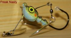 Contact us today to get your custom baits from GangBusterBaits today…