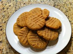 Niki Cooks for Interstitial Cystitis: Peanut Butter Cookies