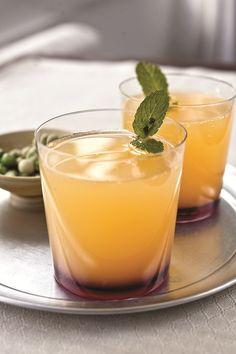 the chew | Recipe  | Clinton Kelly's Pomegranate Sunrise
