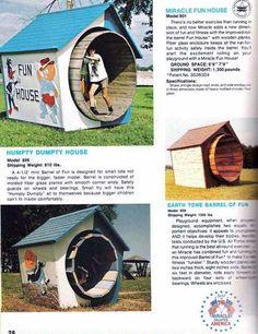 kid sized hamster wheel!