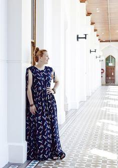 Clare Bowditch Interview -- Design Files