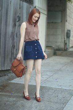 60ea0accf5 11 Inspiring Things to Wear With Pink Mauve Pants images