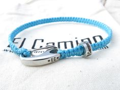 This is where it all starts! A blank El Camino, waiting to be customised with your adventures, memories and travels, past, present or future. Get yours at www.elcaminobracelets.com. #elcaminob #travelling #travel #travelmemories #jewellery #fashion #gapyear #gift #charm #backpacking #bracelet #handmade #xmas #christmas #present #bracelet #england #turquoise