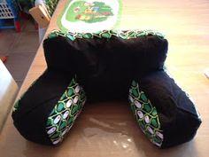 Kreative Pips: DIY barnevognspude og nougathorn