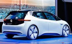Volkswagen I.D. Electric Concept Revealed