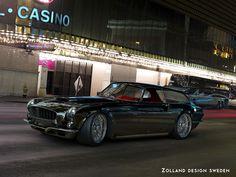 Volvo P1800ZES by Bo Zolland