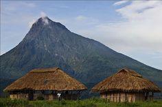 The Congo, Virunga National Park.