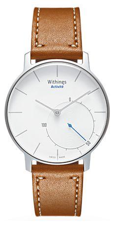 Withings Activité... enfin une *vraie montre* connectée.