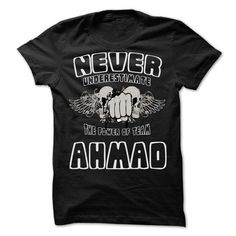 Never Underestimate The Power Of Team AHMAD - 99 Cool T - #coworker gift #couple gift. SAVE => https://www.sunfrog.com/LifeStyle/Never-Underestimate-The-Power-Of-Team-AHMAD--99-Cool-Team-Shirt-.html?68278