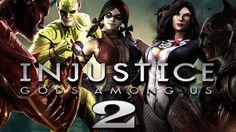 Injustice 2 est prévu pour 2017 sur Xbox One et PS4.