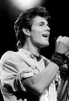 Morten Harket. Hottest non-Canadian in the universe. Bar none.