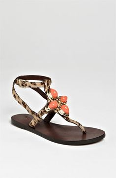 Miss Trisha Daktari Sandals at nordstrom.com
