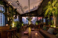 Latest entries: Mahalo Tiki Lounge (Hong Kong, Hong Kong), Asia Bar