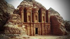 Petra - one of the most awe-inspiring places I have ever visited.