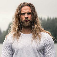 barba 2017, cabelo longo masculino, cabelo loiro, homem estiloso, tenente da marinha, moda sem censura, alex cursino, estilo viking, lumberssexual, mens, grooming, (6)
