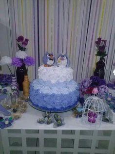 Bolo rose cake