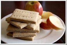 Grain-Free Gluten-Free Graham Cracker Recipe