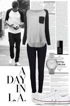"""Liam Payne look inspiration 2"" by aliceclarkson ❤ liked on Polyvore"