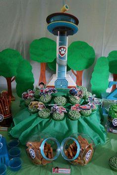 Paw Patrol Birthday Party Ideas |
