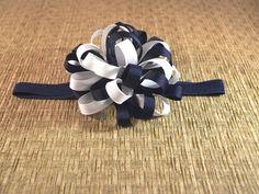 Hey, I found this really awesome Etsy listing at https://www.etsy.com/listing/178912171/flower-headband-baby-girl-headband
