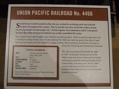 Union Pacific No. 4466 Lima 1920...
