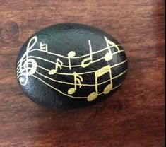 Music Painting, Dot Art Painting, Rock Painting Designs, Pebble Painting, Pebble Art, Stone Painting, Diy Painting, Stone Crafts, Rock Crafts