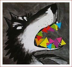 Dans la gueule du loup !