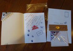 """Para terminar o dia! Muito feliz com as novas origamigas: a Luiza Tanaka, criadora e coordenadora do Projeto Construir/ARTEL, e a Carmem Endo, fundadora da creche Projeto Construir. A querida Luiza adotou o meu """"Poemanimais"""". Parabéns pelo lindo projeto, e espero que com o livro os alunos passem a praticar o origami e escrevam muitos poemas também! Abraços Dobrados Agradecidos e honrados aqui do Brasil.  Sobre o projeto: ARTEL - Oficina de Arte Educação e Letramento"""