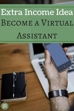 Extra Income Idea: Become a Virtual Assistant by Kayla for Debt Roundup