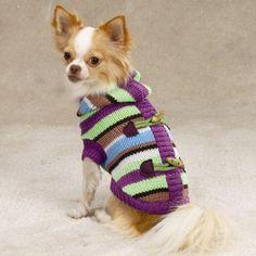 6.5 *Кофта для собаки - вязание для собак и кошек , свитера, кофты, попоны для собак, комбинезоны, шапочки, обувь для собак, скачать бесплат...
