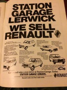 Used Cars, Scotland