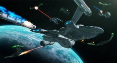 NX-01 Re-fit, Romulan War