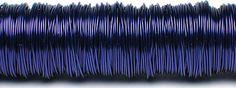 Decodraad gelakt blauw https://www.bissfloral.nl/blog/2015/05/18/decodraad-gelakt-blauw/
